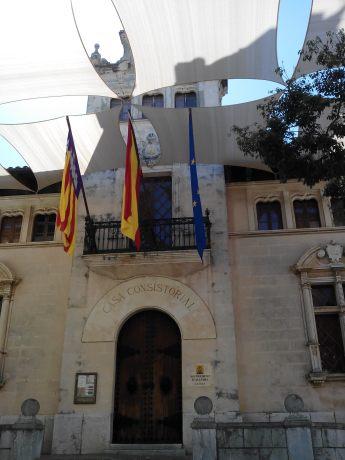 Mairie d'Alcudia