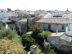 Vue depuis le chemin de ronde (Alcudia)