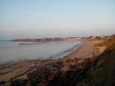 Plage de L'éventail à Saint Malo