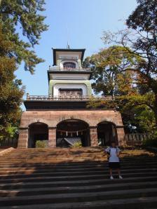 Sanctuaire Oyama jinja shrine (Kanazawa)