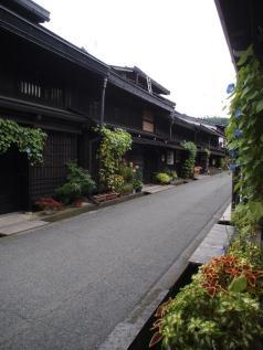 Rues commerçantes de Takayama