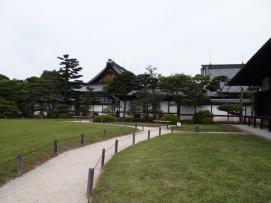 Palais Honmaru / Château de Ninjo (Kyoto)