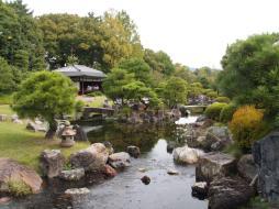 Jardin Seiry-en / Château de Ninjo (Kyoto)