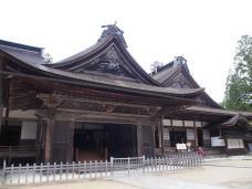 Temple de Kongobu-ji (Koyasan)