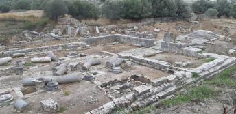 Site archéologique de Gortyne (Crète)
