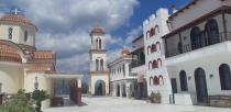 Monastère de Spili : Μητρόπολις Λάμπης, Συβρίτου καί Σφακίων (Crète)