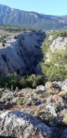 Gorges d'Aradena (Crète)