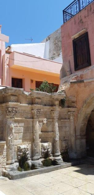 Fontaine de Rimondi - Réthymnon (Crète)