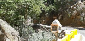 Gorges de Therissos (Crète)