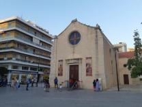 Eglise d'Agia Ekaterini (Héraklion - Crète)