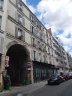 Villa Faucheur (Paris 20ème)