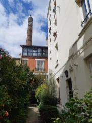 Le Lavoir - rue de la Villette (Paris 19ème)
