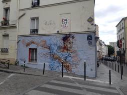 Rue Lesage (Paris 20ème)