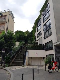 Butte Bergeyre (Paris 19ème)