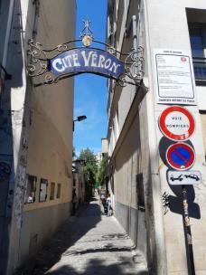 Cité Véron (Paris 18ème)