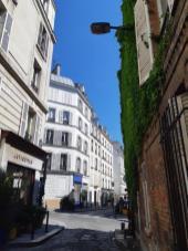 Impasse Marie Blanche (Paris 18ème)