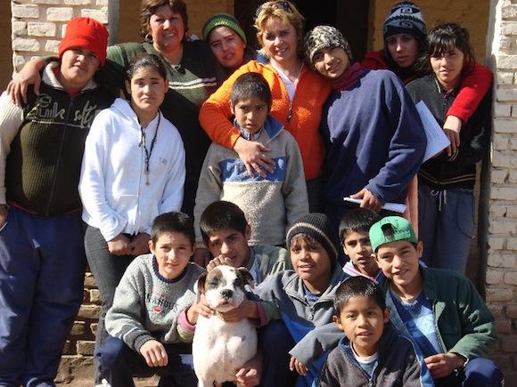Hogar Aqui Es, Chaco