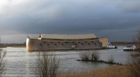Replica del Arca de Noe - Johan Huibers