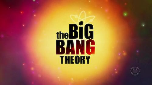 The Big Bang Theory Wallpaper Logo