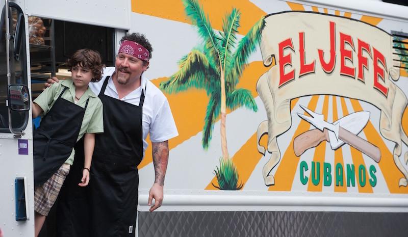 El food truck de Chef