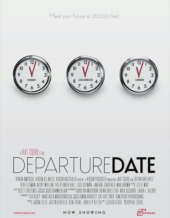 Departure Date poster