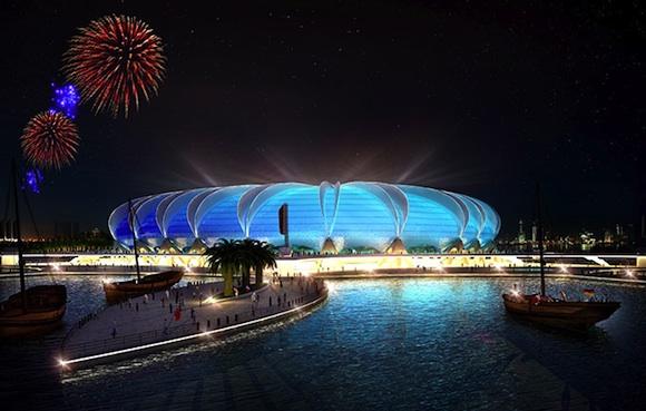 Doha Port Stadium, Mundial Qatar 2022