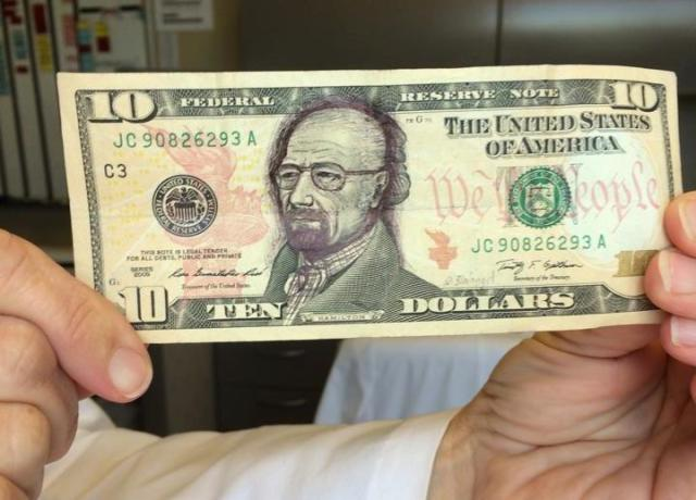 Dolar blue - Heisenberg Walter White