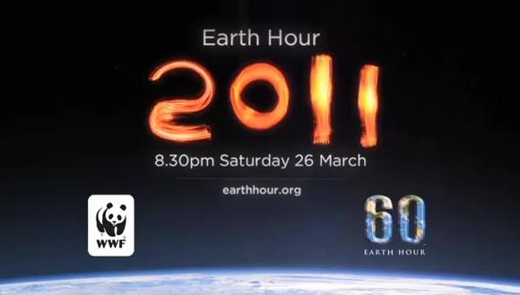Earth Hour 2011: La hora del Planeta
