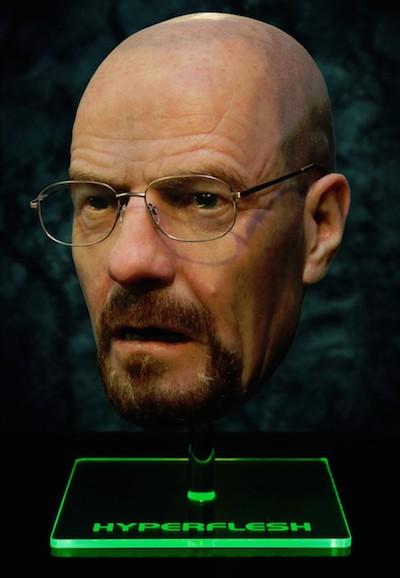 La máscara de Walter White