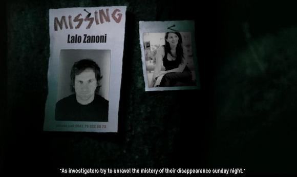 Missing Lalo y Ceci