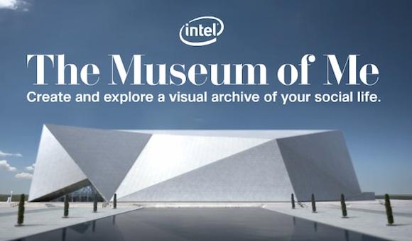 Museum of me - Intel - Facebook