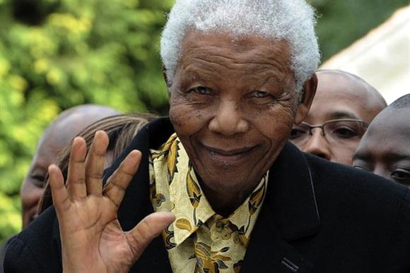 El careta de Mandela