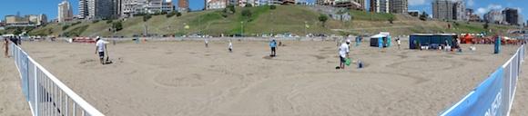 Panoramica Movistar Summer Experience 2011