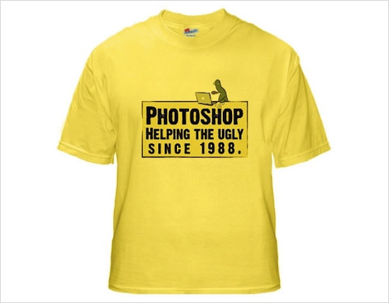 Photoshop - Ayudando al feo