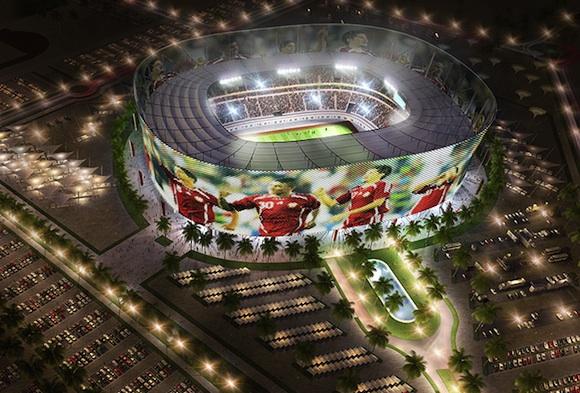 Al-Rayyan Stadium, Qatar 2022