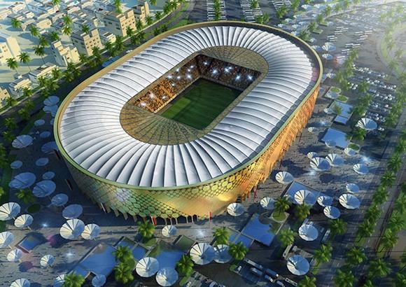 Qatar University Stadium
