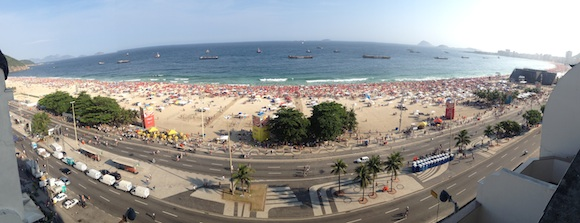 Reveillon en Rio de Janeiro - Año Nuevo 2013