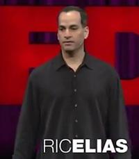 Ric Elias: Charla TED, Las cosas que aprendi mientras mi avion se estrellaba