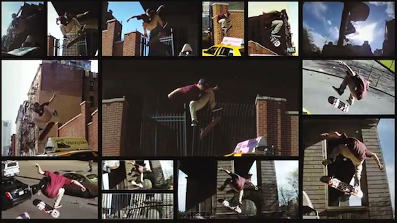 Ryan Sheckler en New York y GoPro