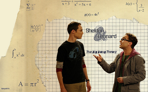 Sheldon Leonard The Big Bang Theory Wallpaper