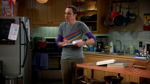 Sheldon Big Bang Theory Wallpaper