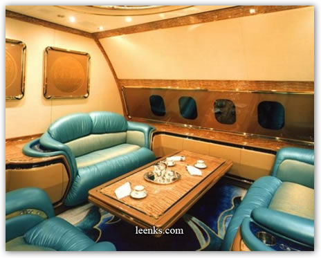 Avión del Sultán de Brunéi