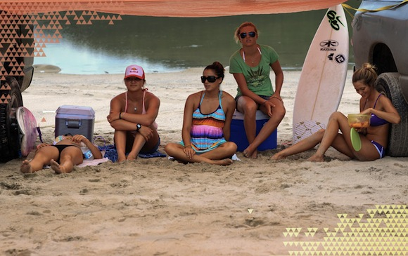 Surf Mujeres Nike