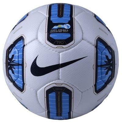 Tercer Doma: La pelota de la Copa America 2011