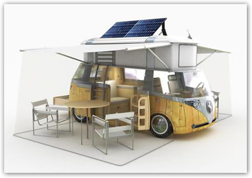 Westfalia Verdier Solar Power, la Little Miss Sunshine Moderna