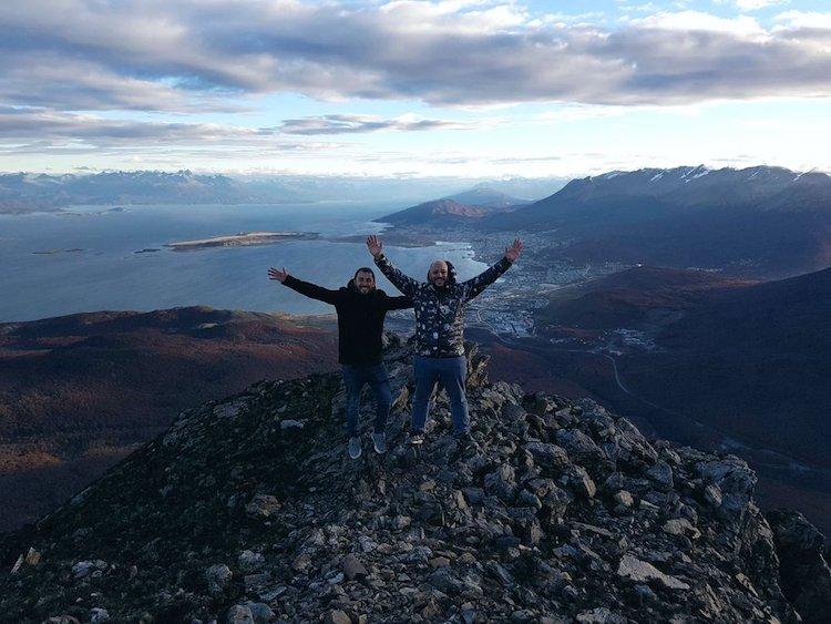 Viaje a Ushuaia con Decidilo