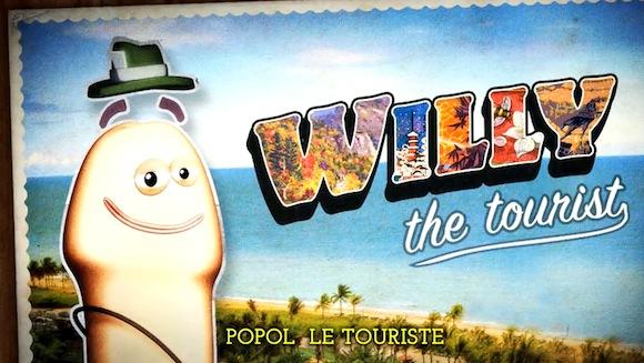 Willy el Turista: AIDES - Prevención del SIDA