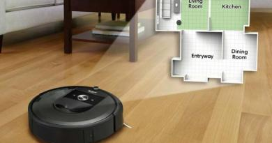 test iRobot Roomba i7