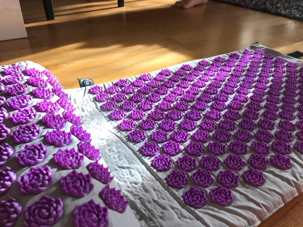 principaux bienfaits du tapis de fleurs