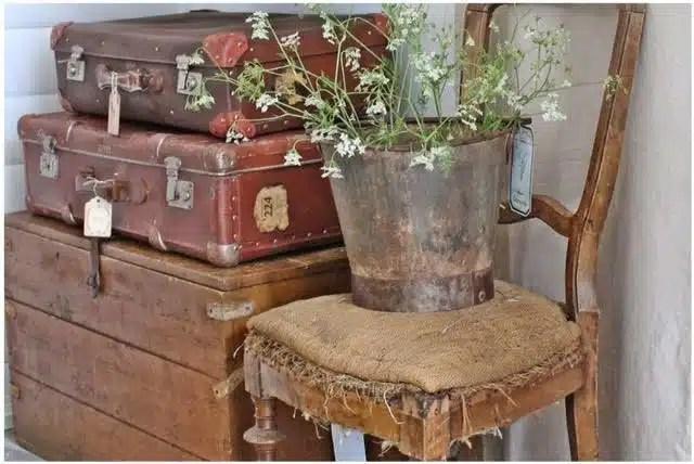 Arredare la casa con i bauli della nonna quello - La casa vintage ...